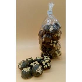 100g Black Cookies