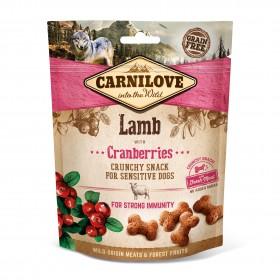 Carnilove Crunchy Snacks Lamm und Cranberries