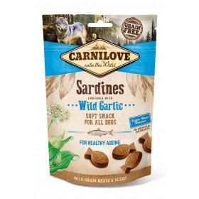 Carnilove Soft Snacks Sardinen und Bärlauch